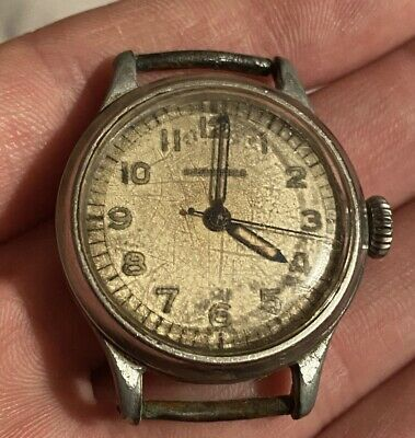 $ CDN415.90 • Buy Sell Very Rare Watch Longines Very Big 34mm Old Vintage Cal 12L
