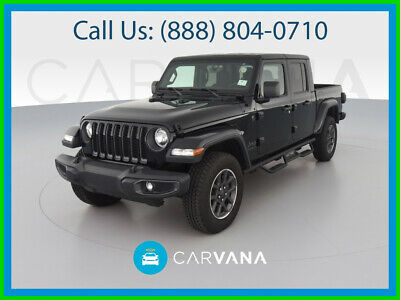 $52990 • Buy 2021 Jeep Gladiator 80th Edition Pickup 4D 5 Ft Traction Control Daytime Running Lights Rollover Mitigation Alpine Premium Sound