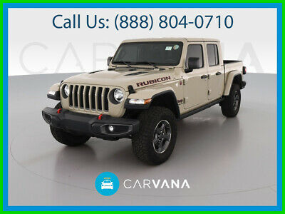 $54590 • Buy 2020 Jeep Gladiator Rubicon Pickup 4D 5 Ft Electronic Stability Control Power Door Locks ABS (4-Wheel) ParkSense Park