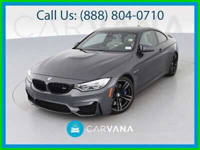 $49990 • Buy 2015 BMW M4 Coupe 2D Parking Assistant Executive Pkg Navigation System Moon Roof Head-Up Display