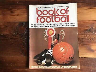 £3.99 • Buy Rare First Ever Part 1 Marshall Cavendish Encyclopdia - Book Of Football *