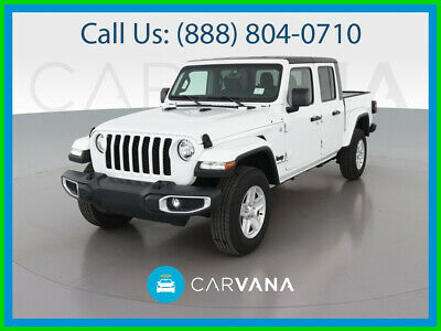 $48590 • Buy 2021 Jeep Gladiator Sport Pickup 4D 5 Ft Fog Lights Towing Pkg AM/FM Stereo Sliding Rear Window Side Air Bags Electronic