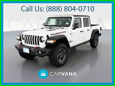 $56590 • Buy 2021 Jeep Gladiator Rubicon Pickup 4D 5 Ft Backup Camera Air Conditioning Towing Pkg Cruise Control Tilt & Telescoping