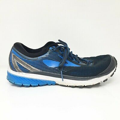 $ CDN84.63 • Buy Brooks Womens Ghost 10 1102571D056 Blue Running Shoes Lace Up Low Top Size 12 D