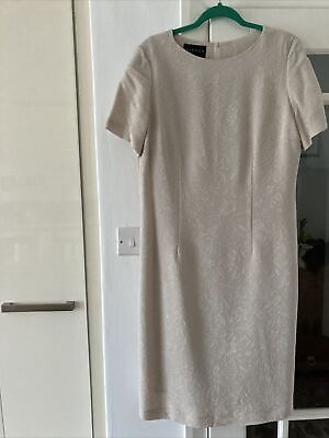 £8 • Buy Alexon Oyster Straight Dress Size 14 Nice For Any Occasion