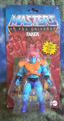 $29.90 • Buy New Faker Masters Of The Universe Origins Wave 5 In-Hand MOTU Unpunched