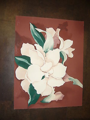 $15 • Buy Magnolia Art Print Limited Edition Signed And Numbered