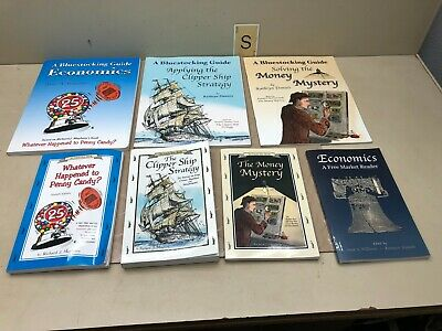 £57.53 • Buy Lot Of Bluestocking Press Guides Uncle Eric Book Guides Homeschool