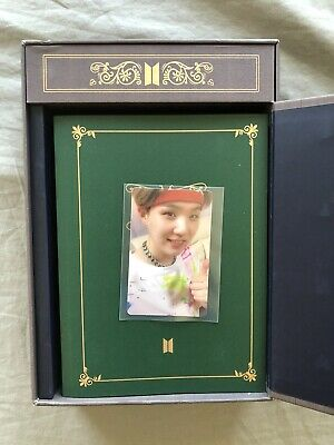 $75 • Buy BTS 5th MUSTER MAGIC SHOP DVD WITH SUGA PHOTOCARD (US SHIP ONLY)