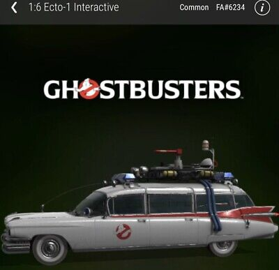 $30 • Buy Veve Ghostbusters - Ecto-1 NFT #6234 Common