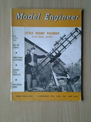 £3.78 • Buy The Model Engineer - Various Issues - January - June 1961