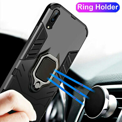 £2.95 • Buy Hybrid Shockproof Cover Hard Armor Case For Huawei P30 P40 Y6 Pro P Smart 2020