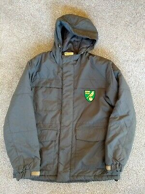 £35 • Buy NCFC Norwich City Football Club Official Jacket Coat Size Small, Canaries
