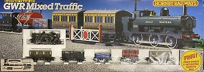 £27 • Buy Hornby Gwr Mixed Traffic Train Set - Only Used Once, Excellent Condition