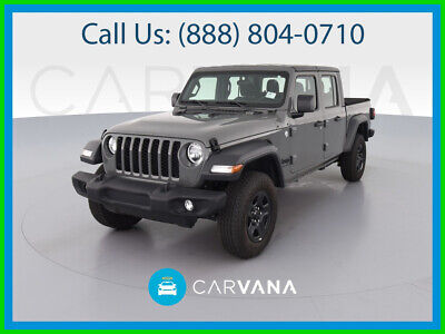 $42990 • Buy 2020 Jeep Gladiator Sport Pickup 4D 5 Ft Electronic Stability Control KEYLESS-GO Rollover Mitigation Traction Control