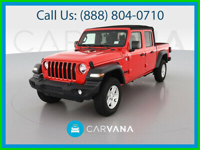 $43990 • Buy 2020 Jeep Gladiator Sport Pickup 4D 5 Ft ABS (4-Wheel) Air Conditioning KEYLESS-GO Dual Air Bags Backup Camera Alloy