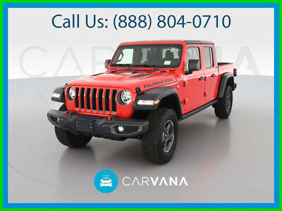 $53990 • Buy 2020 Jeep Gladiator Rubicon Pickup 4D 5 Ft Air Conditioning AM/FM Stereo Backup Camera Dual Air Bags Electronic Stability