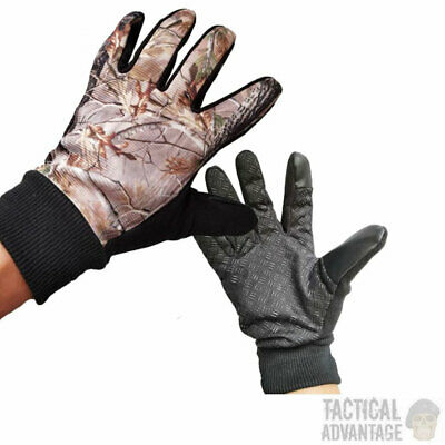 £7.99 • Buy Realtree Camouflage Touchscreen Tactical  Gloves Hunting Touch Screen Airsoft UK
