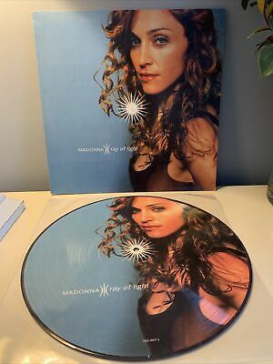 £37 • Buy Madonna Ray Of Light Picture Disc Vinyl - Limited Edition - Very Rare