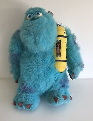£3.99 • Buy Hasbro Large Monsters Inc Sulley Soft Toy Plush