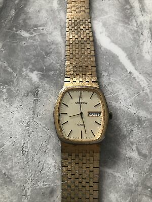 £10 • Buy Sekonda Quartz Gents Watch UNTESTED SPARES OR REPAIRS ONLY