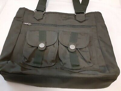 £7.19 • Buy Levi Strauss Olive Green Tote Bag, 15  X 12