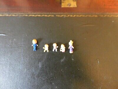£7 • Buy Polly Pocket Figures Babies And Adult