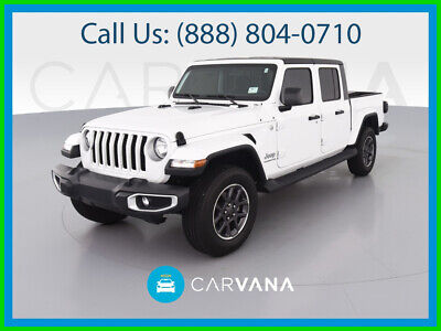 $49990 • Buy 2020 Jeep Gladiator Overland Pickup 4D 5 Ft Fog Lights Running Boards Bluetooth Wireless Hard Tonneau Cover Towing Pkg Side