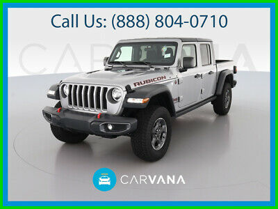 $55990 • Buy 2020 Jeep Gladiator Rubicon Pickup 4D 5 Ft Afety Group Premium Wheels Traction Control KEYLESS-GO ParkSense Park Assist