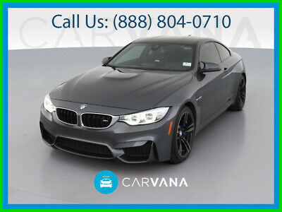 $44990 • Buy 2015 BMW M4 Coupe 2D Bluetooth Wireless Executive Pkg Moon Roof Parking Assistant Alloy Wheels