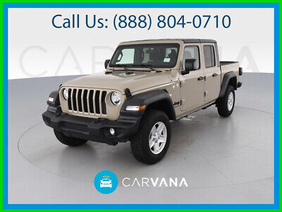 $44990 • Buy 2020 Jeep Gladiator Sport Pickup 4D 5 Ft Fog Lights Alloy Wheels Air Conditioning Electronic Stability Control Towing Pkg