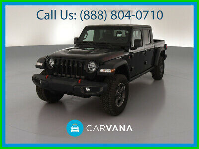 $47990 • Buy 2020 Jeep Gladiator Rubicon Pickup 4D 5 Ft Alarm System Leather Traction Control SiriusXM Satellite ParkSense Park Assist