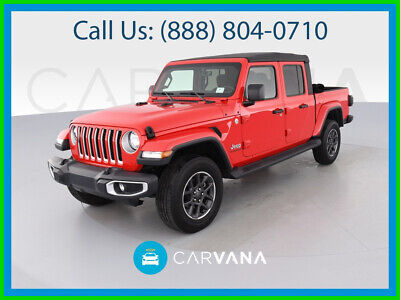 $50590 • Buy 2020 Jeep Gladiator Overland Pickup 4D 5 Ft Hill Start Assist Control ParkSense Park Assist Air Conditioning Heated Seats