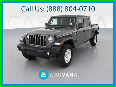 $43590 • Buy 2020 Jeep Gladiator Sport Pickup 4D 5 Ft Hill Start Assist Control Traction Control Backup Camera Electronic Stability