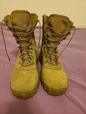 $65 • Buy Rocky Sv2 Combat Boot Brown New Without Box Non Steel Toe Size 10 M.