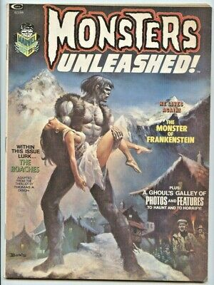£7.20 • Buy Marvel Comics: Monsters Unleashed #2 (1st Series)  VF