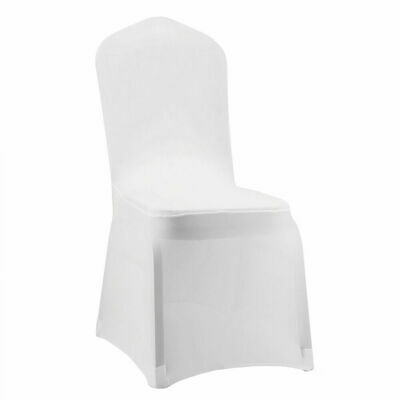 £2.99 • Buy Spandex Dining Room Chair Covers Slip Seat Cover Stretch Removable Flat Front