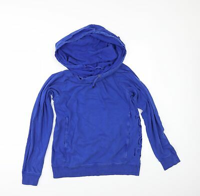 £12 • Buy Bench Womens Blue   Pullover Hoodie Size M