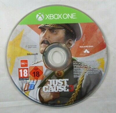 £3.92 • Buy Just Cause 3 - Xbox One - DISC ONLY