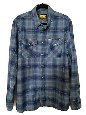 $75 • Buy Dixxon Men's Flannel Size Large. Form And Function. New Without Tags.