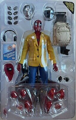 $ CDN815.03 • Buy Hot Toys MMS 426 Spider-Man Homecoming (Deluxe Version) Peter Parker Figure OPEN