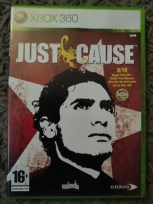 £2.99 • Buy Just Cause (Microsoft Xbox 360, 2006) Complete With Manual PAL UK FREE DELIVERY