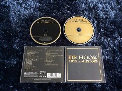 £4 • Buy Dr Hook - Hits And History 37 Track CD/DVD 2007 Dennis Locorriere Ray Sawyer ++