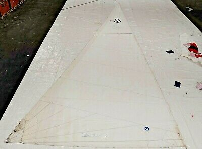 $425 • Buy Furling Mainsail By Neil Pryde For Beneteau 411 In Good Conditions - 40.2' Luff
