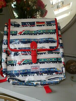 £21.99 • Buy CATH KIDSTON Boys Trains Large Back Pack New Summer Holidays School Bag New