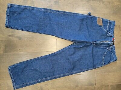 $31.49 • Buy NEW Wrangler RIGGS Workwear Workhorse Carpenter Jeans Relaxed Fit Mens 33x32