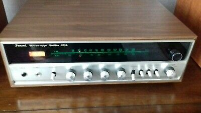 £190 • Buy Sansui 350A Receiver Fully Working Exceptional Condition