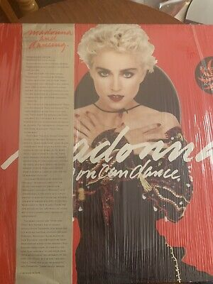 £10 • Buy Madonna : You Can Dance LP1987) Value Guaranteed From EBay's Biggest Seller!