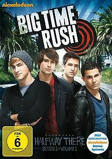 £15.69 • Buy Big Time Rush - Season 1, Volume 1 [2 DVDs] By Savage ...   DVD   Condition Good