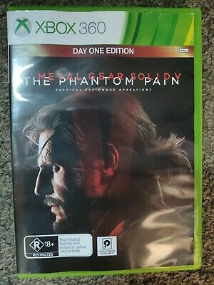 £7.99 • Buy Metal Gear Solid V: The Phantom Pain - Both Discs Included - Xbox 360